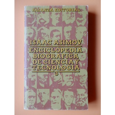 Biographical Encyclopedia Of Science And Technology, 3 - Isaac Asimov