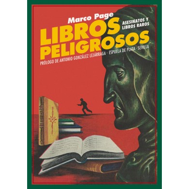 Books killings dangerous and rare books - Page, Marco